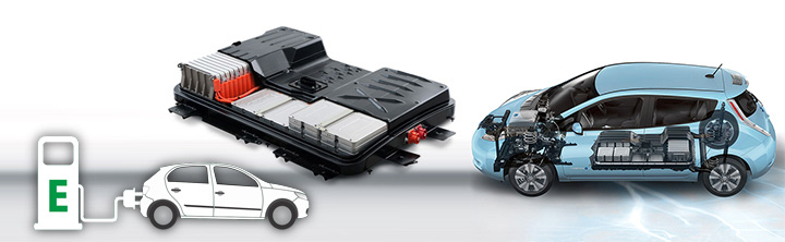 Electric Vehicle Batteries: Significant types of batteries used in EVs individually