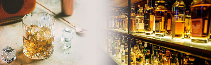 Methods of relishing and tasting whisky