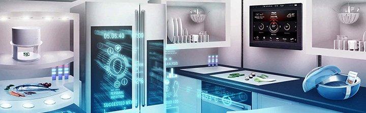 Smart Kitchen | Innovations in Smart Kitchen Gadgets Integrators