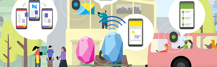 Bluetooth Beacons and the Retail and Food and Beverage industry.