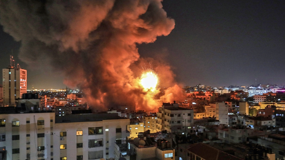 20+ stated dead in Gaza and 4 in Israel after strikes of rockets