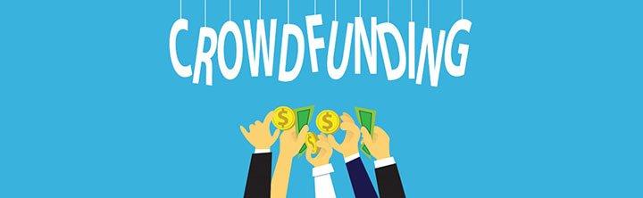 Crowdfunding Gaining Large Scale Momentum