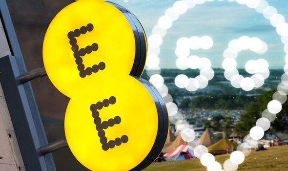 EE to launch UK's first 5G service in May