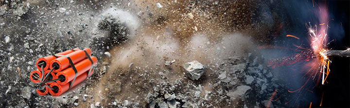 Explosives and Pyrotechnics Market