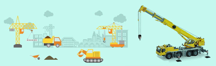 Mobile Crane Market Size to reach $14 billion USD by 2025
