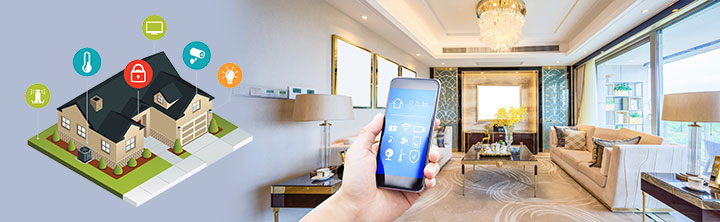 Smart Home Automation Market Size to Reach USD 94 billion by 2025| Adroit Market Research