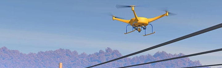 Utility Drones Market Size to reach $2.8 billion by 2028
