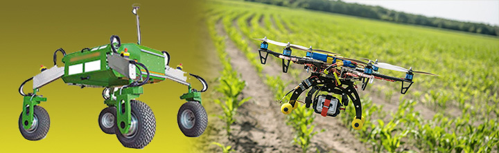 Global Agricultural Robots and Drones Market