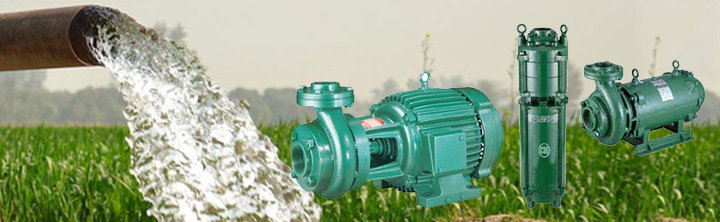 Global Agriculture Pumps Market
