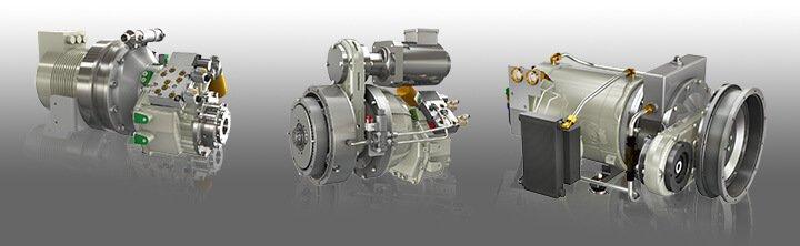 Hybrid Electric Marine Propulsion Engine