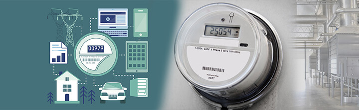 Global Industrial Smart Meters Market