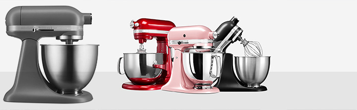 Global Stand Mixer Market