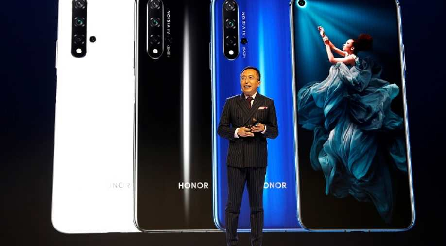 Huawei introduces new Honor Smartphones: Doesn't Mention Android