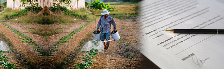 Agricultural Insurance: Transforming lives for better.