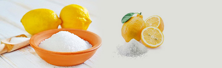 Citric acid: Applications in food and pharmaceutical industries