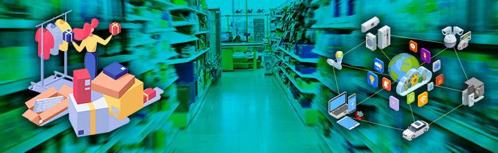 How Cloud Computing is the gaps in Retail and Consumer Goods