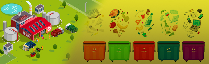 Brief overview of Commercial Waste Management and Moving towards Green Business