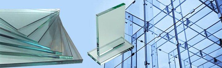 Flat glass and energy saving coatings