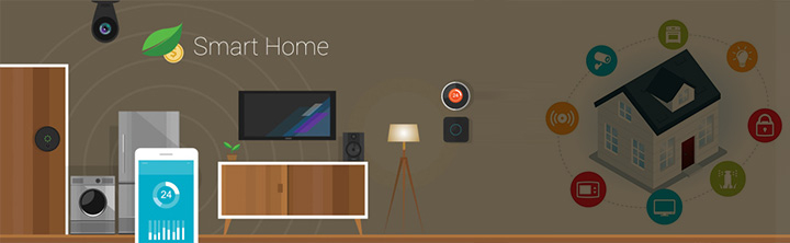 Significant role of Internet of Thing in Home Automation System