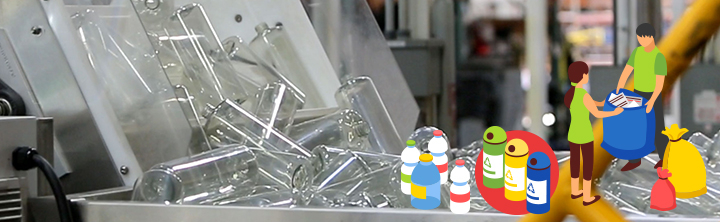 Growing Popularity of Post-Consumer Recycled Plastic Packaging across the Manufacturing Industries