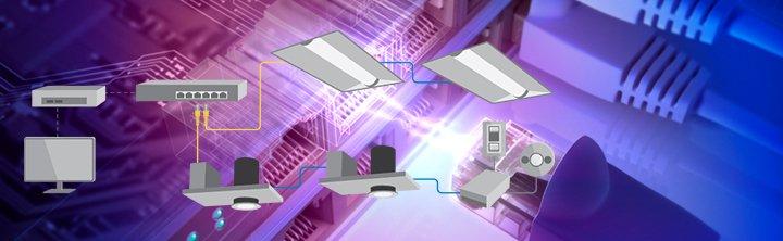 Uprising of Power over Ethernet Lighting (PoE)