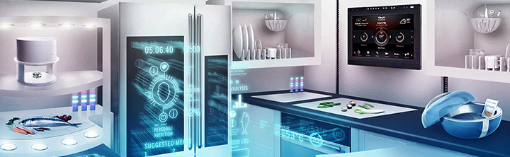 Smart Kitchens: Improve Your Cooking Experience
